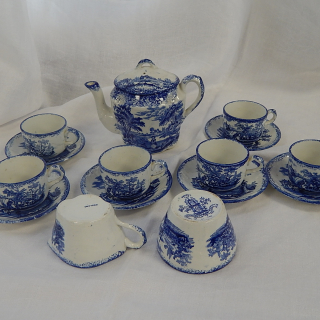 Ridgways 1890 Childs Tea Set