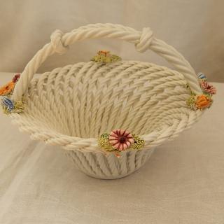 Italian Flower Basket