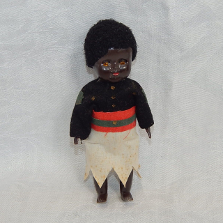 Small Fijian boy DOLL
