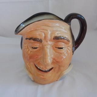 FARMER JOHN Royal Doulton Character jug