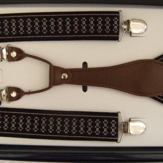 Art Deco Gents suspenders