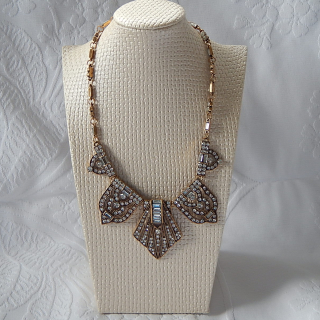 NEW Art Deco styled Necklace