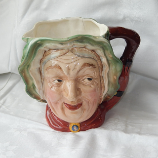 BESWICK Sairey Gamp Character jug