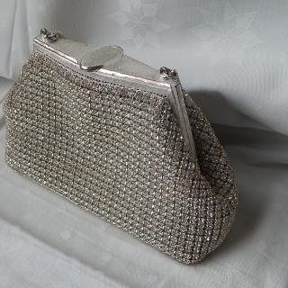 Oroton Mesh purse
