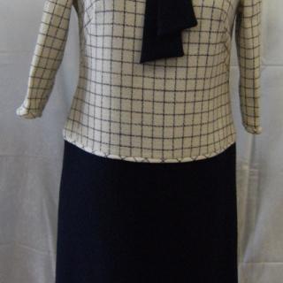 1960s Taffs of Sydney Retro dress