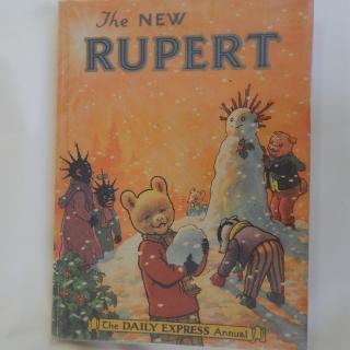 The New Rupert Book 1955