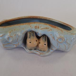 1953 Hornsea Bunny Vase