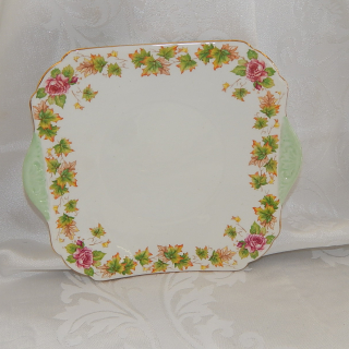 Shelley Royalty Cake Plate
