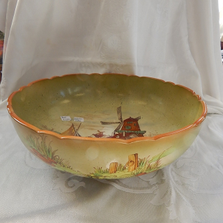 Shelley Wileman FAIENCE large bowl