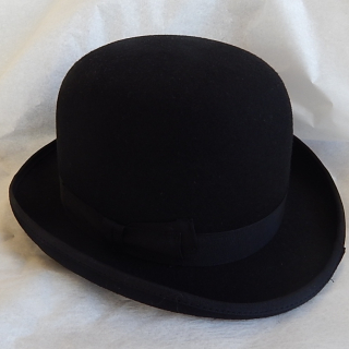Wool Gents Bowler hat Medium