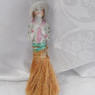 Art Deco Lady Brush