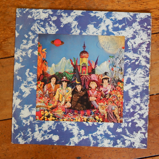 The Rolling Stones Record. Their Satanic Majesties Request