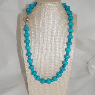 String of Turquoise beads