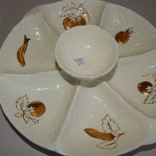 Crown Devon Dip Bowl