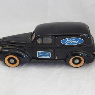 Brooklin Model. 1940 Ford Delivery Sedan