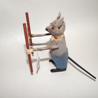 Wind up Antique Schuco Mouse