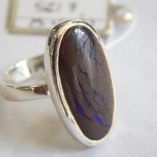 New Silver and OPAL Ring