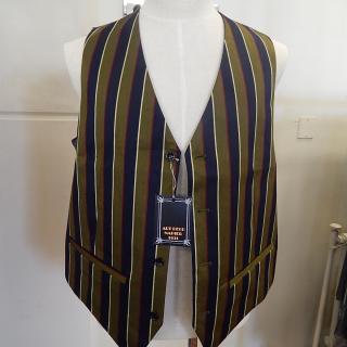 L - 4XL Art Deco Waistcoats