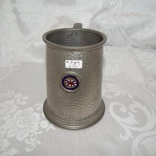 Port Line Shipping pewter mug