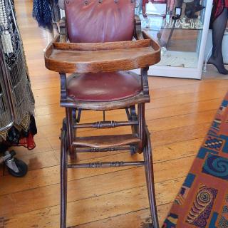 Victorian Childs High Chair