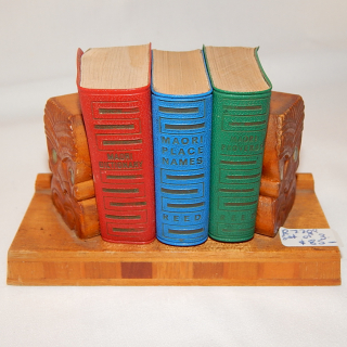 Maori Dictionary, Place Names and Proverb books