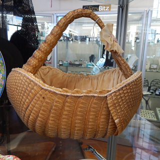 Armadillo Antique Basket