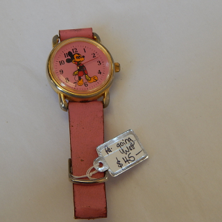 1970's Mickey Mouse Wrist Watch