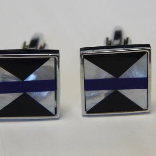 NEW Art Deco styled Cuff links