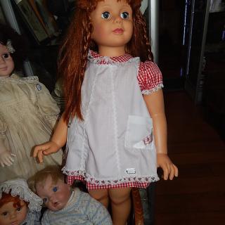 Patti PlayPal Aston Drake large Doll