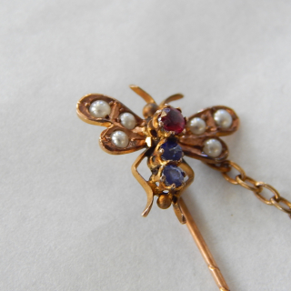 Little Antique Insect PIN