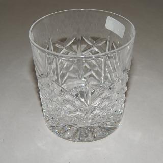 6 Edinburgh Crystal Whiskey Glasses