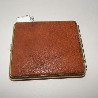 Vintage Elephant Skin Cigarette case