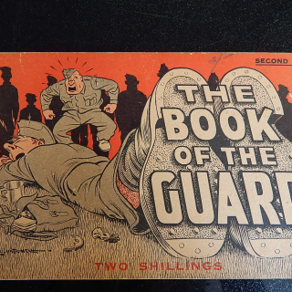 1944 The Book of the Guard. Second Edition.