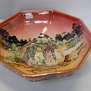 Grimwades Maori Ware , MAORI KITCHEN Bowl