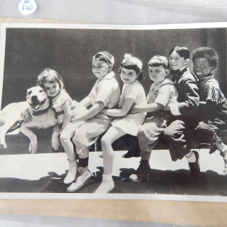 1937 The Little Rascals Promotional Photo