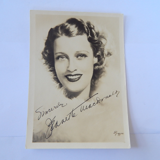 Jeanette MacDonald 1936 Photo