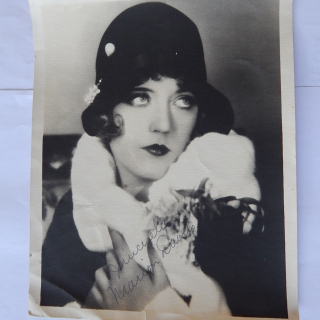 Marion Davies Signed Photograph 1929