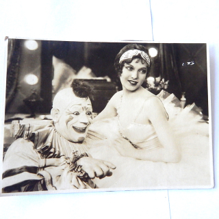 Lon Chaney and Loretta Young Varsity Cigarettes photo
