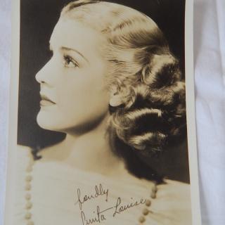 Anita Louise Photogragh