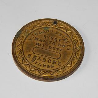1887 Victorias Jubilee Medalian