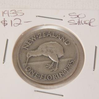 1935 NZ Florin
