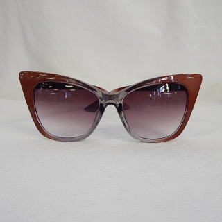 Bronze look VINTAGE STYLED Sunglasses