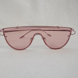 Pink Devo Glasses