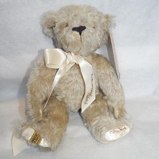 MERRYTHOUGHT Happy Anniversary LTD Edition Teddy