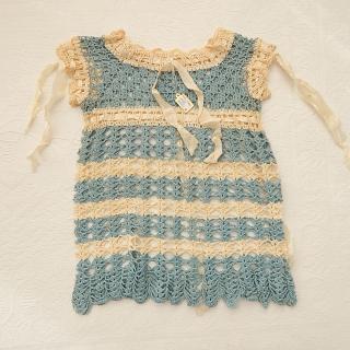 1930's Crochet Babies Dress