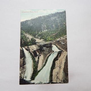 Serpentine Falls W.A postcard