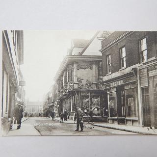 Tucks Postcard. Ipswich Postcard