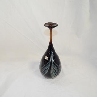 Art Glass fine stemmed vase