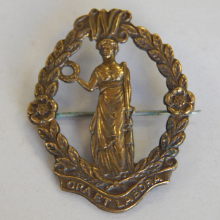Womens Legion Cap Badge
